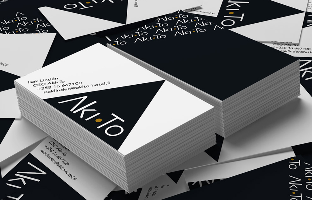 Business Card Design by Beate Zeuner