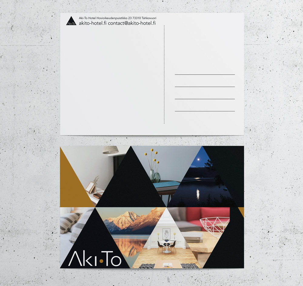 Postcard Graphic Design
