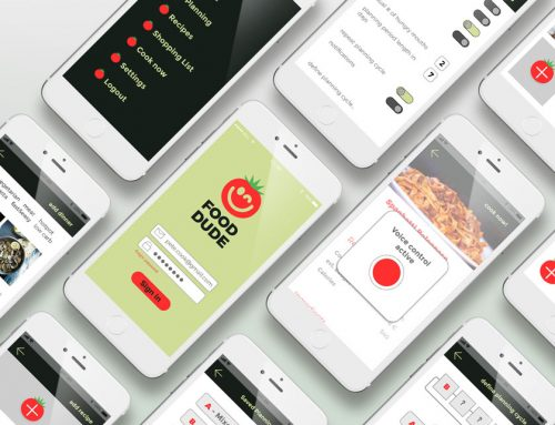 Meal Manager App Design